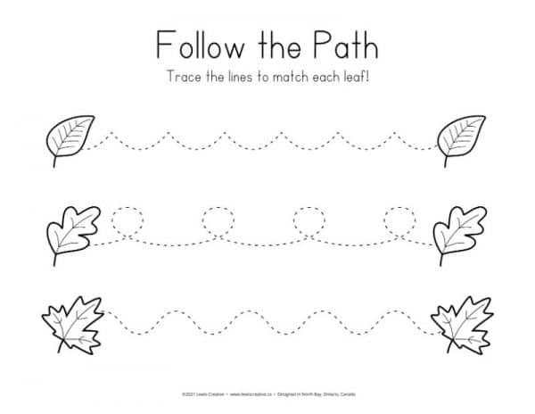 Follow the Path - Lewis Creative